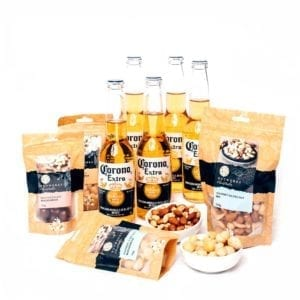 Beer and Nuts hamper