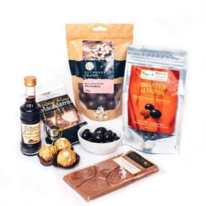 Let's talk chocolate hampers