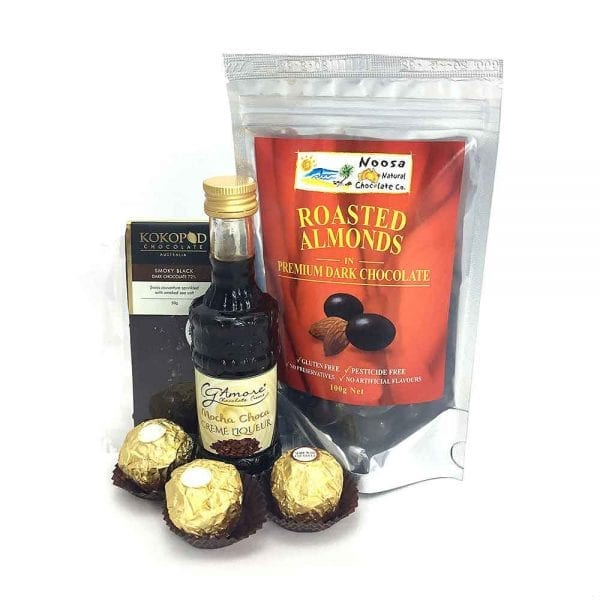Chocolate hamper best for after dark