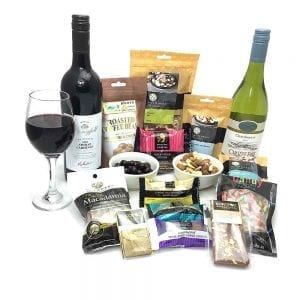 Chocolate hamper with something for everyone platinum