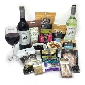 Chocolate hamper with something for everyone