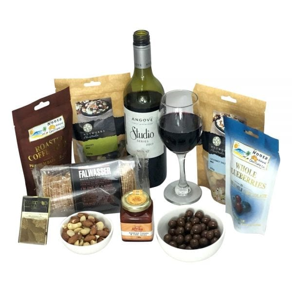 Food hampers perfect for after-hours