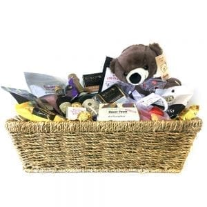 gift basket from Hampers To Go
