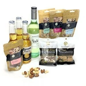 Chocolate hampers to cheers with wine