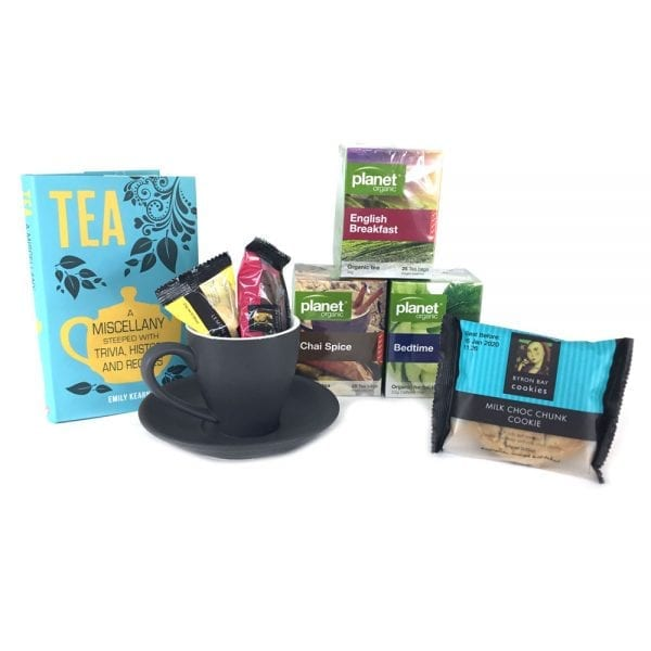 Gift hampers for everything tea