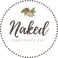 naked chocolate co logo